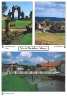 North Yorkshire Moors A4 Greetings Cards