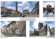 Northallerton A4 Greetings Cards