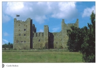 Castle Bolton A4 Greetings Cards