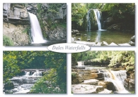 Dales Waterfalls A5 Greetings Cards