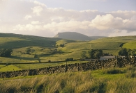 Pen-y-ghent BC Greetings Cards