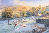 Dentdale Watercolour Greetings Cards