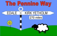 The Pennine Way Picture Magnets