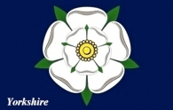 Yorkshire (Rose) Picture Magnets