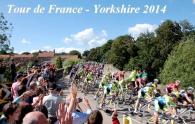 Tour de France - Yorkshire 2014 Picture Magnets