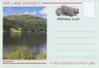 Lake District Lettercards