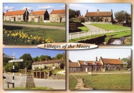 Villages of the Moors postcards