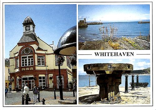 Flower Basket Whitehaven Uk : Standard quot postcards millstone peter pedley
