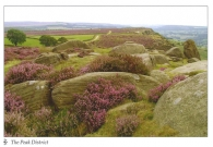 Curbar Edge postcards