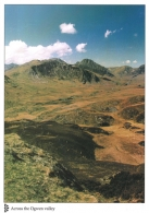 Across the Ogwen Valley postcards