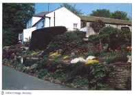 Glebe Cottage, Wensley postcards