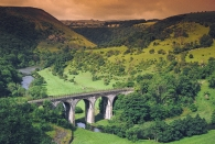 Monsal Dale VCL Greetings Cards