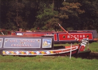 Narrowboats VP Greetings Cards