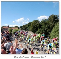 Tour de France - Yorkshire 2014 Square Cards